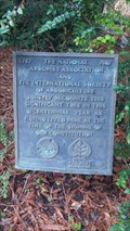 Image for NAA/ISA Bicentennial Commemoration Plaque - Palo Alto, CA