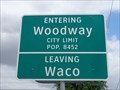 Image for Woodway, TX - Population 8452