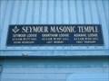 Image for Masonic Temples - Seymore Masonic Temple