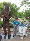 Image for Star Wars Miniland at Legoland California - Carlsbad, CA