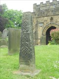 Image for All Saints Churchyard Cross #1 - Bakewell, Derbyshire, England