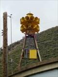 Image for Big Yellow Siren in Tooele, Utah USA