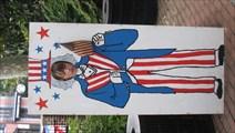 Image for Betsy Ross Photo Cutout - Philadelphia, PA