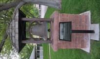 Image for The Academy Bell Pedestal ~ Kanab, Utah