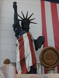 Image for Statue of Liberty, House of Presidents, Clermont, Florida.