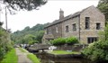 Image for Lock 24W On The Huddersfield Narrow Canal – Uppermill, UK