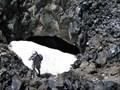 Image for Big Obsidian Crater Cave, Oregon