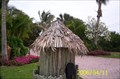 Image for Tiki Hut Mailbox