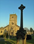 Image for WW2 Memorial, St Mary's: Kirkby Lonsdale, Cumbria UK