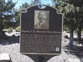 Image for Deputy U.S. Marshal Bass Reeves - Fort Smith AR