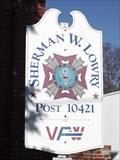 Image for Sherman W. Lowry Post 10421 Brunswick VA