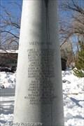 Image for Vietnam War Memorial, Wheeler Park, Flagstaff, AZ