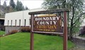 Image for Boundary County Library - Bonner Ferry, Idaho