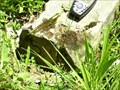 Image for 1881 PA-OH Survey Stone, Offset 25 feet, 10th mile