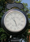 Image for St. Elizabeth of Hungary Roman Catholic Church Clock  -  Smethport, PA