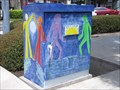 Image for LEGACY: Blue Box with Human Figures - Hayward, CA