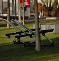 Image for Eurovea outdoor Fitness Trail - Bratislava, Slovakia