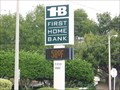 Image for First Home Bank - Seminole, FL