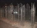 Image for New padlock wall of Pécs, Hungary