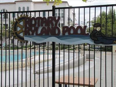 Rotary Ryland Pool, San Jose, CA