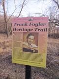 Image for Frank Fogler Heritage Trail -- Lewis & Clark Independence Creek Site