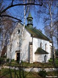 Image for Kostel Sv. Ondreje / Church of St. Andrew - Nelahozeves (Central Bohemia)