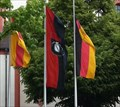 Image for Municipal Flag- Bad Säckingen, BW, Germany