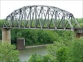 Image for Verdigris Railroad Bridge - Oklahoma, USA.
