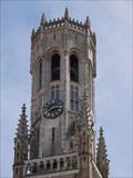 Image for NGI Meetpunt: 13A08C1 - Belfort — Brugge, Belgium
