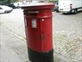 Image for Charterhouse Square Double-wide Pillar - London, England, UK
