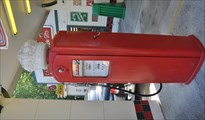 Image for Sinclair H-C Vintage Gasoline Pump ~ Pigeon Forge, Tennessee