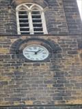 Image for Emmanuel Episcopal Church Clock - Cumberland, Maryland