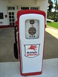 Image for Magnolia Mobil Gas Pumps - Little Rock, Arkansas