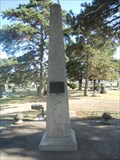 Image for Veterans Memorial Obelisk - Hays, KS