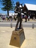 Image for Bon Scott, Fremantle, Western Australia