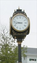 Image for Historic Okauchee Town Clock
