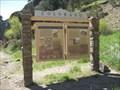 Image for Boulder Canyon History Signs, Colorado