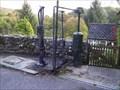 Image for Petrol Pump Dartmeet Garage, Dartmoor UK