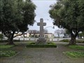 Image for Mission Santa Clara Memorial Cross - Santa Clara, CA