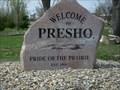 Image for Welcome to Presho, South Dakota