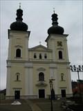 Image for Church St. Lawrence in Bystrice nad Pernštejnem, Czech Republic