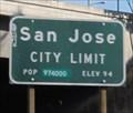 Image for San Jose, CA - 94 Ft