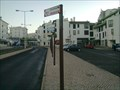 Image for Direction and Distance Arrows - Ericeira, Portugal.