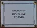 Image for Josephine Krang ~ Bismarck, North Dakota
