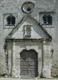 Image for Mission Concepcion Doorway - San Antonio, TX