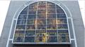 """Image for """"Die 5 Säulen der Wirtschaft"""" - Stained Glass Window, Gelsenkirchen, Germany"""