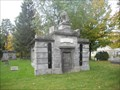 Image for Yule Family Mausoleum - St. Stephen's Anglican Church Cemetery - Chambly, QC, Canada