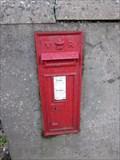 Image for Post Box, Portland Street, Llanon, Ceredigion, Wales, UK
