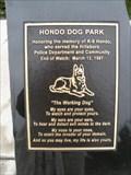 Image for Hondo K9 Memorial - Hillsboro, OR