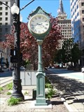Image for Salt Lake City Town Clock - Salt Lake City, Utah
